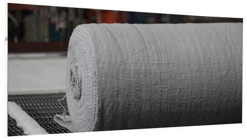 high tensile strength ceramic fiber cloth