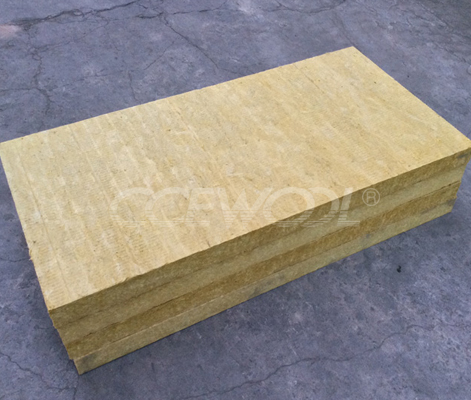 Curtain wall insulation rock wool board for Rock wall insulation