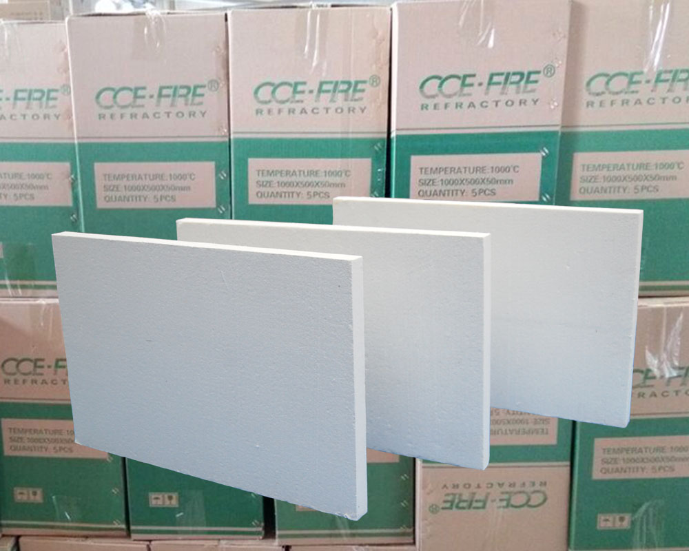 650℃ common calcium silicate board