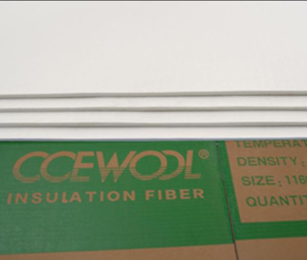 Ultrathin Ceramic fiber board