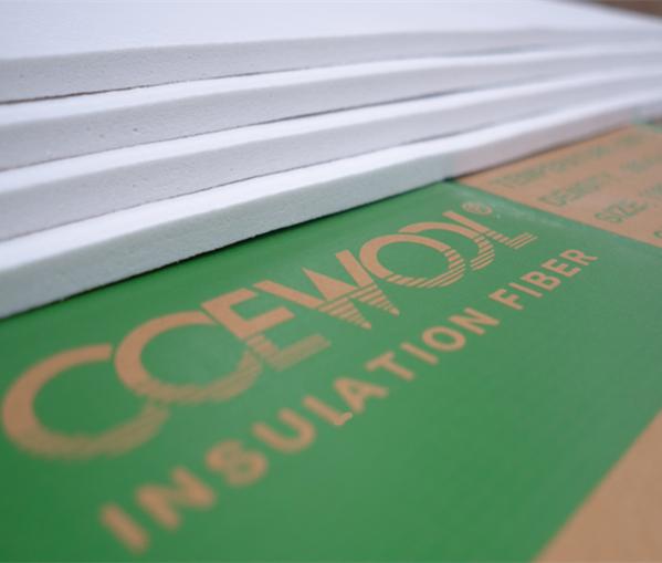 Ceramic Fiber back-lining Board