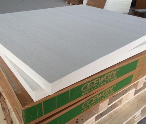 Large Size Ceramic Fiber Board